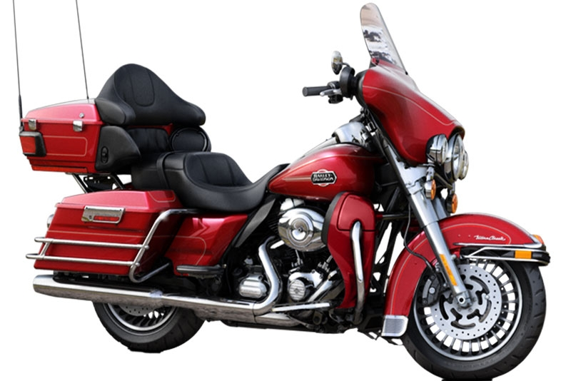 Harley-Davidson Ultra Classic Red