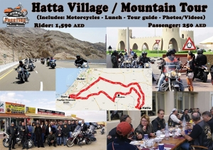 Hatta Village Mountain Tour